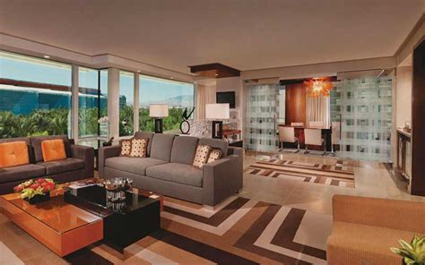 Mirage Two Bedroom Hospitality Suite by Aria Rooms Amp Suites