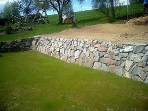 Steine Für Eine Mauer : bruchsteine f r mauer mischungsverh ltnis zement ~ Michelbontemps.com Haus und Dekorationen