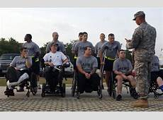 A soldier's road to recovery Wounded soldier's