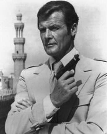 roger moore print roger moore poster by unknown at framedart