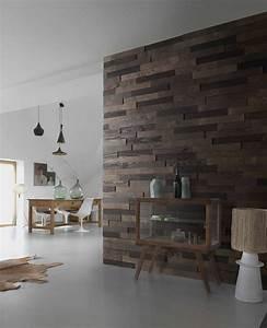 Parement Bois Adhesif : le parement bois 3d de imberty metropolitain ces ~ Premium-room.com Idées de Décoration
