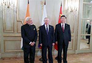 India, China, Russia reaffirms strong opposition to terrorism