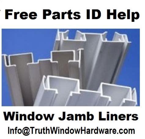 jamb liners sash balance kits jamb carriers sh dh windows truth window hardware