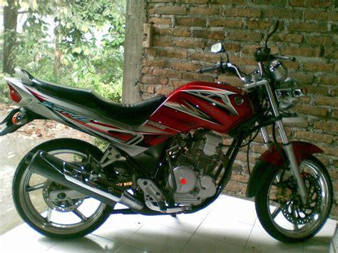 Yamaha Scorpio Z Modifikasi by 50 Gambar Modifikasi Yamaha Scorpio Z Sport Gahar