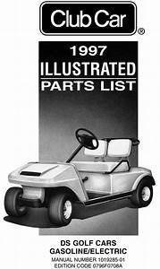 1997 Club Car - Ds  Gas  U0026 Electric