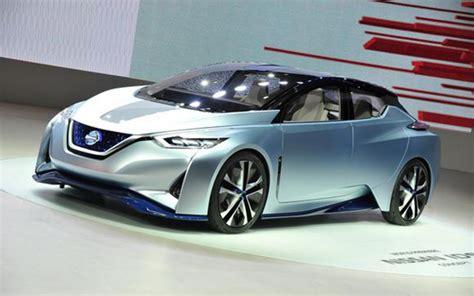 nissan leaf electric car     big deal drive electric