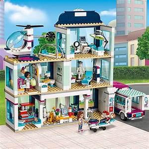 LEGO® Friends Heartlake Hospital 41318 Target Australia