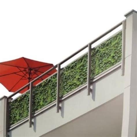 Balkon Sichtschutz Günstig Kaufen by Balkon Sichtschutz Efeu Hecke Original Verpackt In