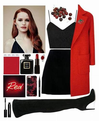 Cheryl Blossom Riverdale Outfits Polyvore Chanel Jaeger