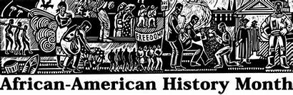 History Month African Clipart American Week Shirley