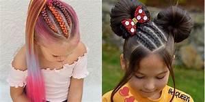 40 belles coiffures avec tresse pour petites filles