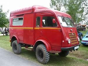 Goelette Renault : renault go lette r2087 4x4 fourgon sur l v 1961 vroom vroom ~ Gottalentnigeria.com Avis de Voitures