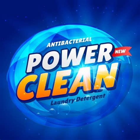 detergent label vector