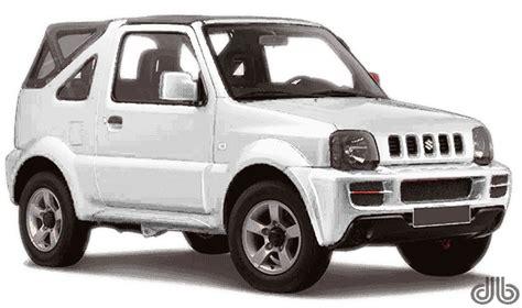 small soft top jimny jeep rentals