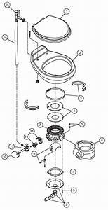 Vacuflush U00ae - Pedal Flush Toilets - 506  Series