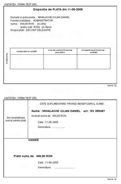 Modele documente - bcr chișinău