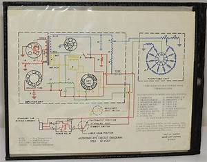 Autronic Eye Circuit Diagram  1952