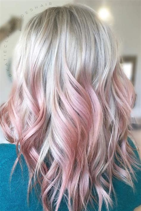 39 Pretty Pink Ombre Hair To Try Immediately Pink Ombre