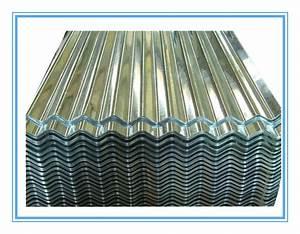 Tole Pour Toiture : haute qualit tole ondul pour toiture la plaque de acier ~ Premium-room.com Idées de Décoration