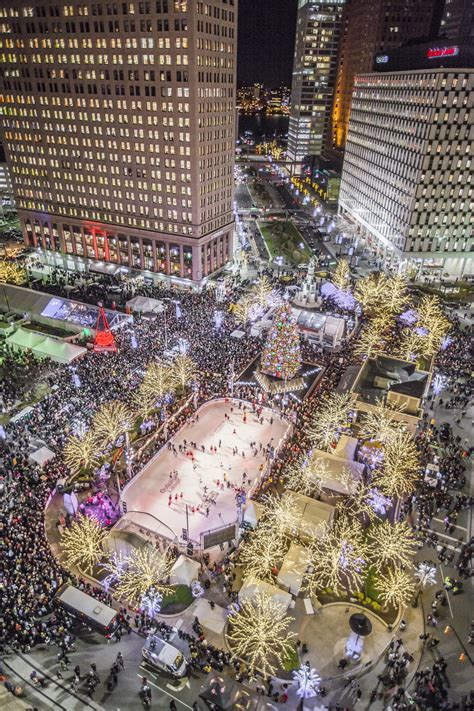 cus martius tree lighting 2017 17 things you have to do in metro detroit this week blogs