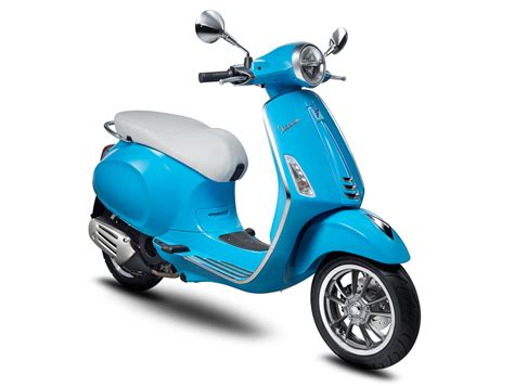 Vespa Primavera 2019 by 2019 Vespa Primavera 50th Anniversary Launched From Rm16