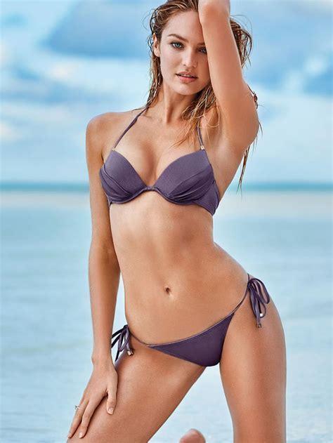 Candice Swanepoel Bikini Photoshoot Victoria S Secret November