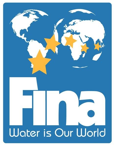 FINA, International Governing Body for Water, Tweaks Logo