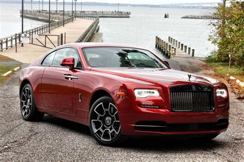 2017 Rolls Royce Wraith Black Badge Its The Business