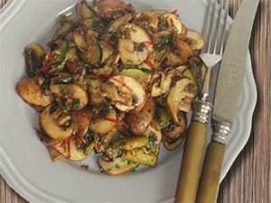 Beschichtete Pfanne Reinigen : champignon zucchini pfanne ~ Orissabook.com Haus und Dekorationen