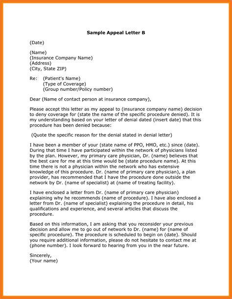 unfair dismissal appeal letter moutemplate