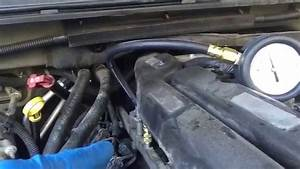2007 Chevy Suburban Hard To Start And Low Fuel Rail