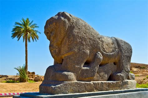 Visiting The Ancient City Of Babylon Ancient History Et