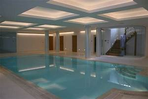Indoor Basement Pool - Home Desain 2018