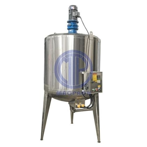 double jacket mixing tank chemical reactor chemical reaction tank storage tank  heater