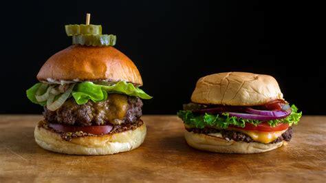 how to make hamburgers hamburgers diner style recipe nyt cooking