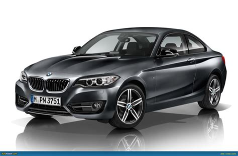 Bmw 2 Series Coupe by Ausmotive 187 Bmw 2 Series Coupe Revealed
