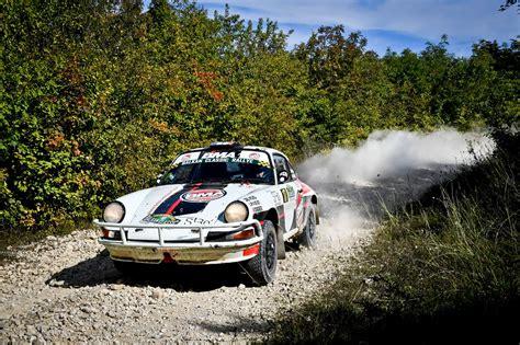 Endurance Rally For Historic Cars  Balkan Classic Rallye
