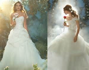 disney bridesmaid dresses wear wedding dresses like disney princess lianggeyuan123