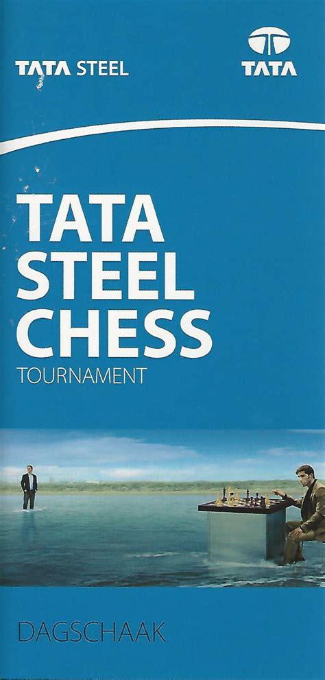 tata steel chess tournament de overwinning magnus