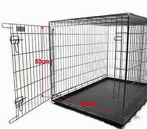 collapsible pet cage dog crate 42quot extra large xl size With cheap extra large dog cages
