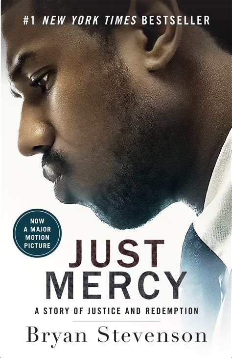 Book Review: 'Just Mercy' by Bryan Stevenson - she lit