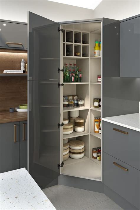 kitchen cabinet pantry unit cupboard pantries are becoming popular credit 5649