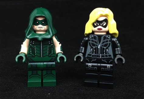 black canary custom minifigure custom lego minifigures