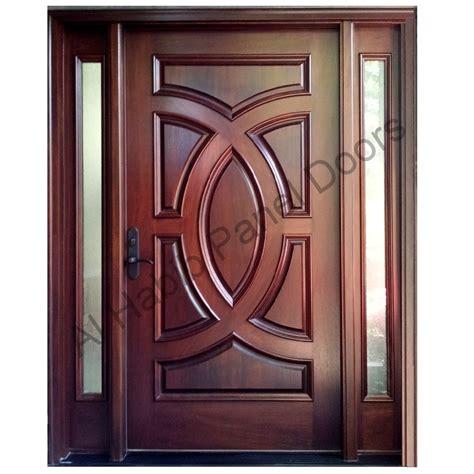 solid wood door solid diyar wood door hpd421 solid wood doors al habib