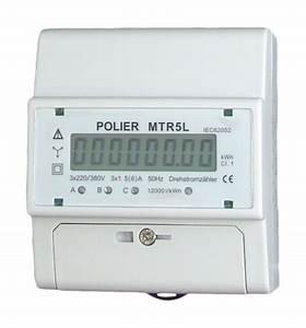 Sous Compteur Electrique Triphasé : compteurs electriques modulaires triphas s ~ Dailycaller-alerts.com Idées de Décoration