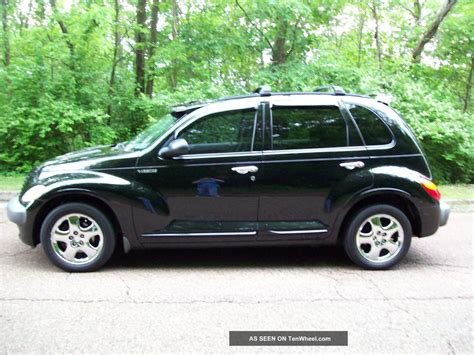 2001 Chrysler Pt Cruiser Limited Wagon 4 Door 2 4l