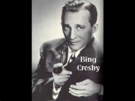 swing on a crosby swinging on a crosby