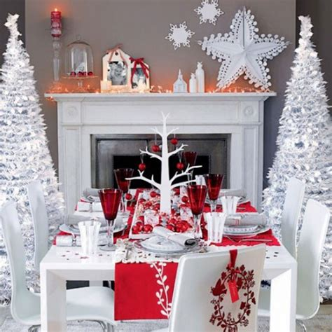 65 adorable christmas table decorations decoholic