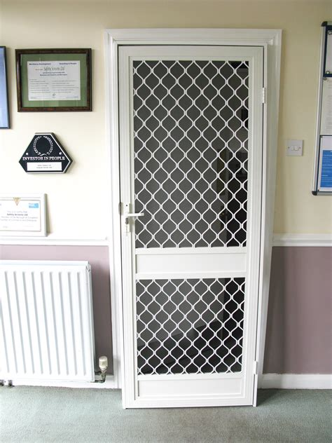 fly screen security doors safety screens uk