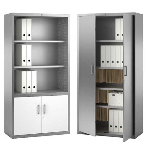 armoire m allique de bureau armoire de rangement bureau armoire de bureau metallique